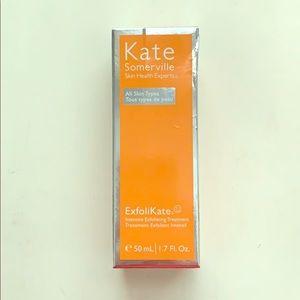 2/$39: NIB ExfoliKate treatment Kate Somerville